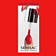 S530 Semilac One Step Hybrid  Scarlet 5ml