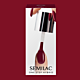 S580 Semilac One Step Hybrid  Crimson 5ml