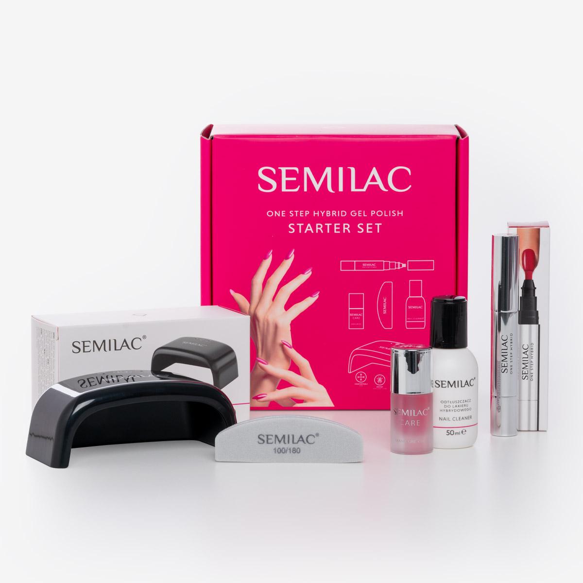 Zestaw do hybryd Semilac One Step Hybrid Marker Z KOLOREM DO WYBORU