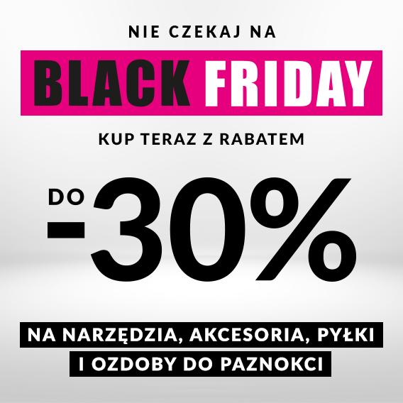Wyprzedzamy Black Friday!