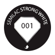 semilac strong white
