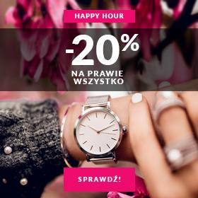 Happy Hour -20% październik