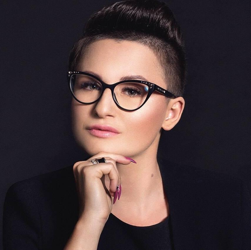 Paulina Pastuszak prowadząca programu Kosmetyczne Rewolucje