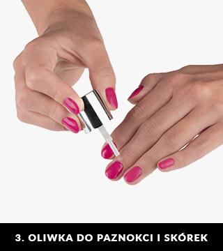 Oliwka do paznokci i skórek