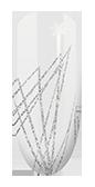 Semilac Spidergum 03 Silver