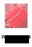 Semilac Pomadka matowa Classic Coral 006