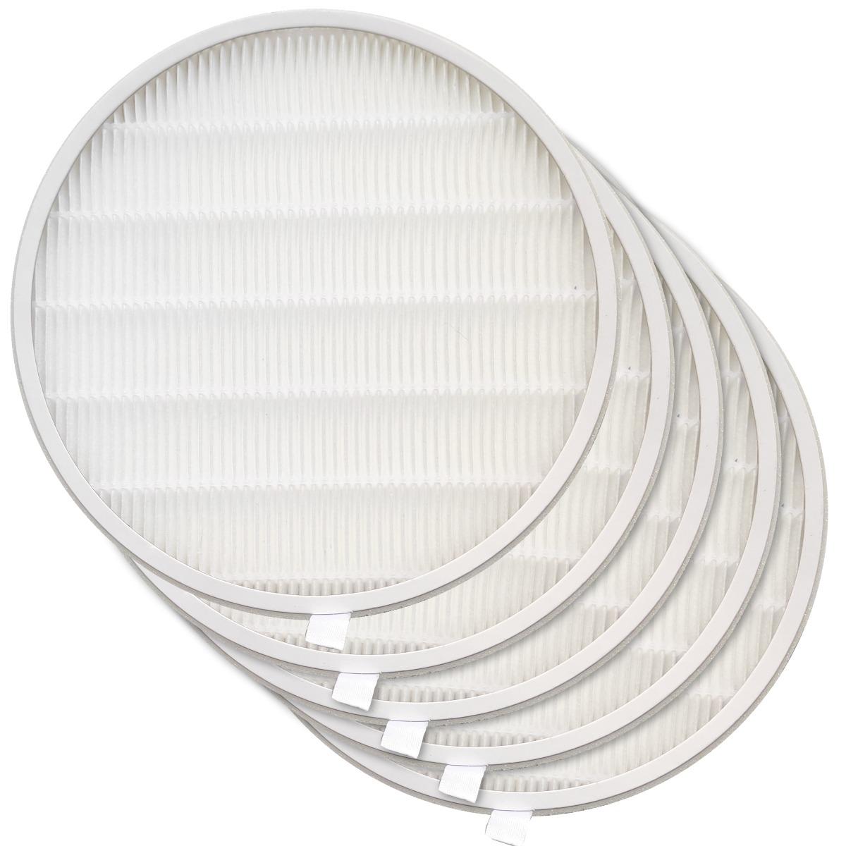 Zestaw 5 filtrów do frezarki