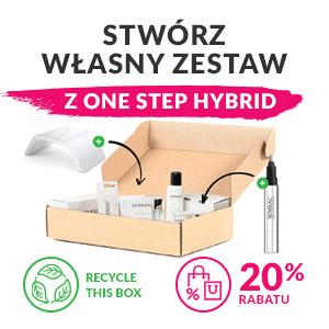 Zestaw konfigurowalny z One Step Hybrid