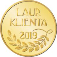 Złoty Laur Klienta 2019