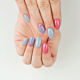 Business manicure doesn't have to be boring!